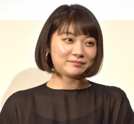 映画『架空OL日記』完成披露試写会に出席した三浦透子 (C)ORICON NewS inc.