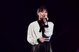 豊永阿紀(HKT48)=『第2回AKB48グループ歌唱力No.1決定戦 ファイナリストLIVE』の模様