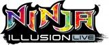 『Ninja Illusion LIVE』のロゴ