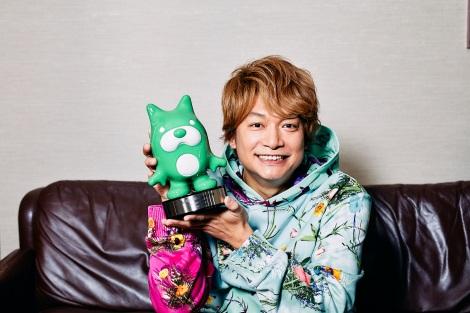 Amebaブログ『BLOG of the year 2019』で優秀賞を受賞した香取慎吾