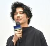 映画『サヨナラまでの30分』の公開御礼舞台あいさつに登壇した清原翔 (C)ORICON NewS inc.