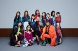 8日放送『COUNT DOWN TV』に出演するE-girls