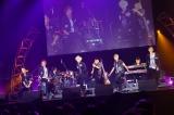 ソニー・ミュージックレーベルズの新人コンベンション『Sony Music Labels 2017』に出演したUNIONE
