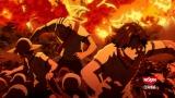 カップヌードルCMシリーズ『HUNGRY DAYS ワンピース  頂上騎馬戦 篇』