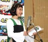 ゲスト声優として本作で声優デビューを飾る山口もえ (C)ORICON NewS inc.