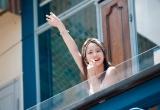 『今田美桜写真集 ラストショット』(講談社)特典ポストカード(4) 撮影=三宮幹史