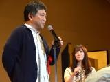 『2020年エランドール賞』授賞式に出席した是枝裕和監督、橋本環奈 (C)ORICON NewS inc.