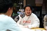 『オレたちのキムタク座談会』に参加するTENDOUJIのアサノケンジ(Vo/Gt)(C)TBSラジオ