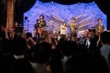 ニューヨーク公演=『星野源スペシャル〜ワールドツアー ライブ&インタビュー〜』より(C)NHK