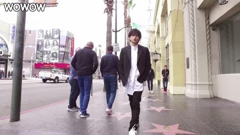 中島健人のスペシャルコメント動画(第3弾)を公開(C)WOWOW