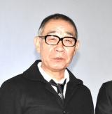 映画『静かな雨』公開記念舞台あいさつに登壇したでんでん (C)ORICON NewS inc.