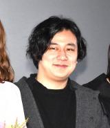 映画『静かな雨』公開記念舞台あいさつに登壇した中川龍太郎監督 (C)ORICON NewS inc.