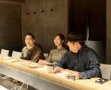 白石麻衣がガチで通う隠れ家的な和食店へ(C)テレビ朝日