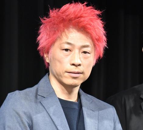 別のフィールドの人たちと積極的に交流していることを明かした田村淳=『NTT DOCOMO VENTURES DAY 2020』のゲストセッション (C)ORICON NewS inc.