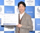 オリンピック・パラリンピックのアシスタントキャスト募集を呼びかけた野村萬斎 (C)ORICON NewS inc.
