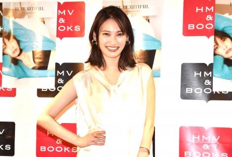 サムネイル 美容メソッド本『BE BEAUTIFUL Aya Omasa Beauty Book』発売記念イベントを行った大政絢 (C)ORICON NewS inc.