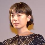 映画『Red』公開直前女性限定上映イベントに参加した夏帆 (C)ORICON NewS inc.