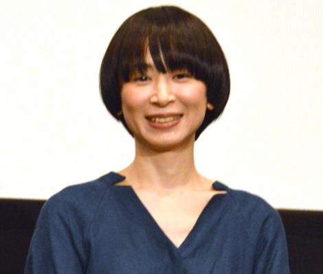 映画『ロマンスドール』公開御礼ファンイベントに登壇したタナダユキ (C)ORICON NewS inc.