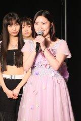 SKE48劇場で卒業を発表した松井珠理奈
