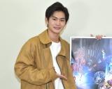 オリジナルVシネマ『仮面ライダージオウ NEXT TIME ゲイツ、マジェスティ』する押田岳 (C)ORICON NewS inc.