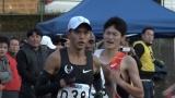 日本代表最後の一枠をかけて出場する大迫選手(C)東京マラソン財団