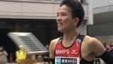 日本代表最後の一枠をかけて出場する井上選手(C)東京マラソン財団