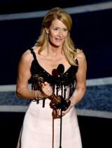 助演女優賞を受賞したローラ・ダーン(Netflix映画『マリッジ・ストーリー』)=『第92回アカデミー賞授賞式』は2月10日午後9時からWOWOWプライムで放送(字幕版)(C)Getty Images
