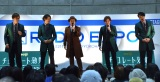(左から)酒井一圭、白川裕二郎、石丸幹二、後上翔太、小田井涼平 (C)ORICON NewS inc.
