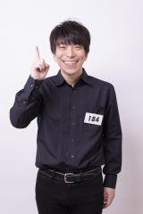 『R-1ぐらんぷり2020』準決勝に進出した弓川信男(C)カンテレ