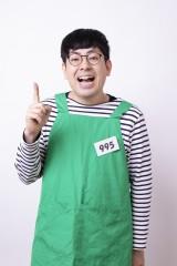 『R-1ぐらんぷり2020』準決勝に進出したヒューマン中村(C)カンテレ