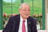 『徹子の部屋』に出演していた野村克也さん (C)テレビ朝日