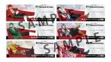 来場者特典、3月4日【大阪】大阪城ホール(C)赤塚不二夫/「おそ松さん」on STAGE製作委員会2020