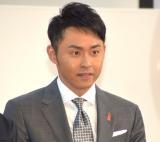 馴染みの名言を披露した北島康介 (C)ORICON NewS inc.