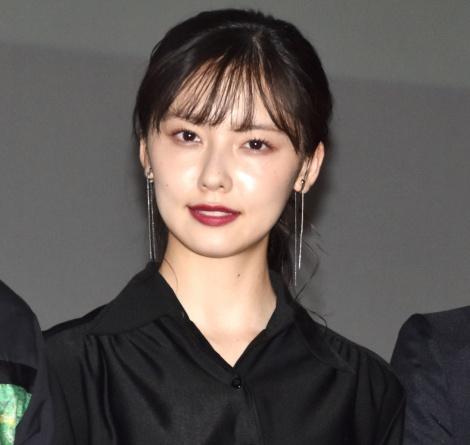 映画『踊ってミタ』の完成披露舞台あいさつに出席した加藤小夏 (C)ORICON NewS inc.