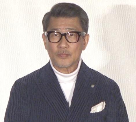 映画『嘘八百 京町ロワイヤル』大ヒット御礼舞台あいさつに登壇した中井貴一(C)ORICON NewS inc.