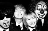 デビュー10周年のSEKAI NO OWARIがFukase撮影の新アーティスト公開
