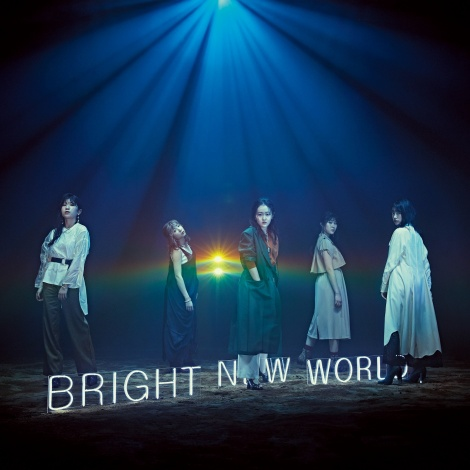 Little Glee Monster 5thアルバム『BRIGHT NEW WORLD』初回限定盤A