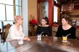 『ボクらの時代』に出演する(左から)梅宮アンナ、百々果、クラウディア (C)フジテレビ