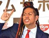 マキシマム ザ ホルモンのマキシマムザ亮君が復活宣言(写真は2019年2月撮影) (C)ORICON NewS inc.