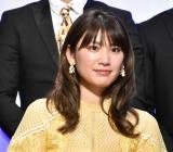 『K-1 AWARDS(アウォーズ)2019』表彰式に登場した久松郁実 (C)ORICON NewS inc.