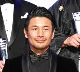 『K-1 AWARDS(アウォーズ)2019』表彰式に登場した魔裟斗 (C)ORICON NewS inc.