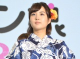 『ようこそ!!ワンガン夏祭り THE ODAIBA 2018』制作発表に出席した永尾亜子 (C)ORICON NewS inc.