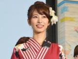『ようこそ!!ワンガン夏祭り THE ODAIBA 2018』制作発表に出席した海老原優香 (C)ORICON NewS inc.