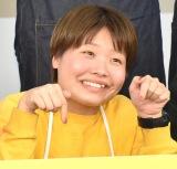 『CANVAS ワークショップコレクションin iU墨田キャンパス』の記者発表会に出席したまひる (C)ORICON NewS inc.