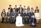 映画『めぐみへの誓い』の制作発表記者会見の様子 (C)ORICON NewS inc.