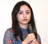 映画『めぐみへの誓い』の制作発表記者会見した小林麗菜 (C)ORICON NewS inc.