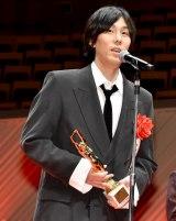 『第74回毎日映画コンクール』表彰式に出席したRADWIMPS・野田洋次郎 (C)ORICON NewS inc.