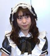 ライブツアー『BAND-MAID WORLD DOMINATION TOUR』の取材に出席したKANAMI (C)ORICON NewS inc.
