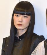 ライブツアー『BAND-MAID WORLD DOMINATION TOUR』の取材に出席したMISA (C)ORICON NewS inc.