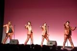 持ち前の歌唱力とサービス精神で会場をわかせた純烈=お笑いライブ『タイタンライブ』2月公演 (C)ORICON NewS inc.